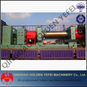 Hot Sale Bearing Sleeve Two Roll Open Mixing Mill (XK-450C) pictures & photos