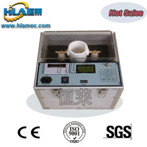 80kv/100kv Bdv Insulating Oil Tester pictures & photos
