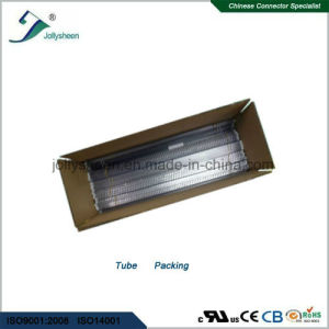 Pin Header Pitch 2.0mm  Dual Row Dual Insulator Right Angle SMT  Type H2.0mm pictures & photos