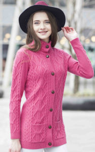 Ladies′ Cashmere Sweater with Pattern (1500002055) pictures & photos