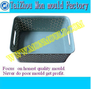 Box Plastic Mold Design and Manufacture, Chinese Mould Factory pictures & photos