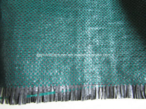 Different Colors UV Blocking PP Woven Geotextile for Silt Fence pictures & photos