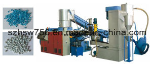 PE PP Waste Plastic Recycling & Granulating System pictures & photos