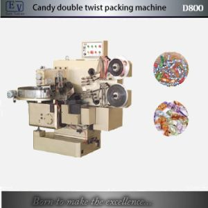 Double Twist Candy Packing Machine (D800) pictures & photos