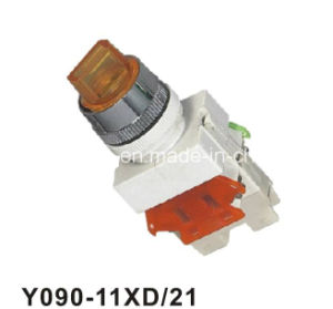 Y090-11xd/21 with LED Lamp Pushbutton Selector Switch pictures & photos