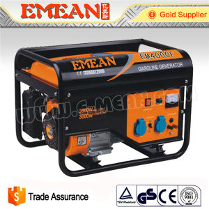2.3kw Best Quality Soundproof Power Generator Gasoline pictures & photos