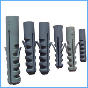PE Nylon Plastic Expansion Anchors/Wall Plugs in Guangzhou pictures & photos