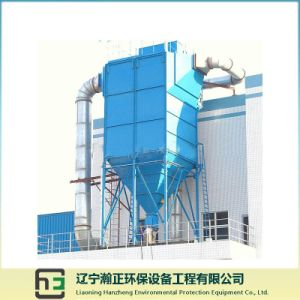 Dust Extractor-Side-Part Insert Flat-Bag Dust Collector