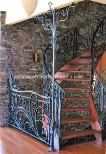 Factory Custom Outdoors Stair Railing Design pictures & photos