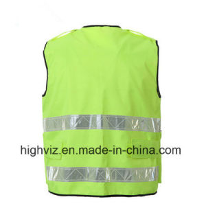 Reflective Cycling Vest with En20471 (C2429) pictures & photos