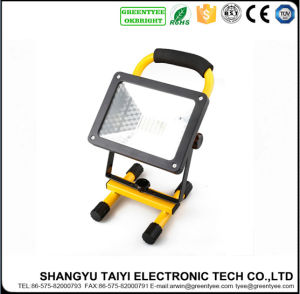 30W 2040lm LED Rechargeable Floodlight pictures & photos
