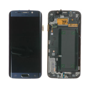 G925f S6 Edge LCD Display Screen Touch Digitizer for Galaxy pictures & photos