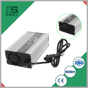 24V15A Electric Stacker Battery Charger with Anderson Plug pictures & photos