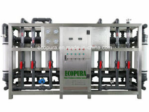 Ultra-Filtration Mineral Water Treatment Plant (15, 000L/H) (UF-15000L) pictures & photos