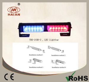 Red and Blue Grille LED Light Bar pictures & photos