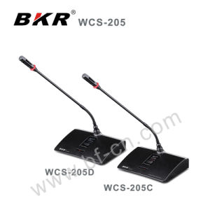 Wcs-205 Digital Multi Function Wireless Conference System pictures & photos