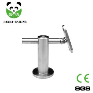 Stainless Steel Balustrade Fitting Stair Fitting Handrail Bracket pictures & photos