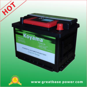 Sealed Lead Acid Starting Battery 58500mf-12V pictures & photos