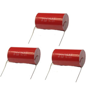 Axial High Voltage High Current Film Capacitor pictures & photos