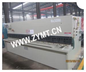 Guillotine Shearing Machine/Machinery/Cutting Machine (QC12Y/QC11Y-6X3200) pictures & photos