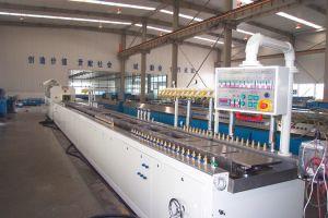 WPC Profile Extrusion Line/Plastic Profile Machine pictures & photos
