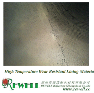 High Temperature Wear Resistant Lining Material pictures & photos