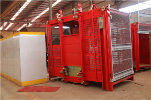 Construction Material and Passenger Elevator for Sale Offered by Hstowercrane pictures & photos