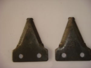 Thickness 3mm Knife Section of Yanmar Kubota pictures & photos