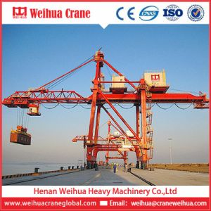 High Efficient Port Lifting Movable Shipyard Crane pictures & photos