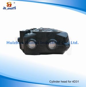 Diesel Engine Parts Cylinder Head for Mitsubishi 4D30A/4D31 Me999863 pictures & photos