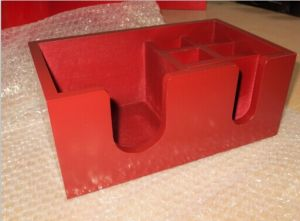 Gentle Plastic Wood Bar Caddy pictures & photos