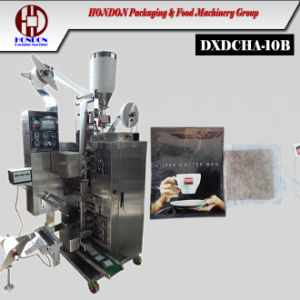 Automatic Double Tea Bag Packing Machinery (Model DXDCH-10B) pictures & photos
