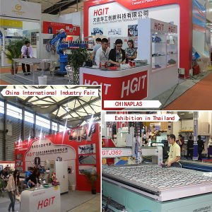 PU Gasket Foam Sealing Machine pictures & photos