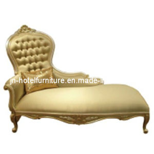 Golden Classical Sofa Bed pictures & photos