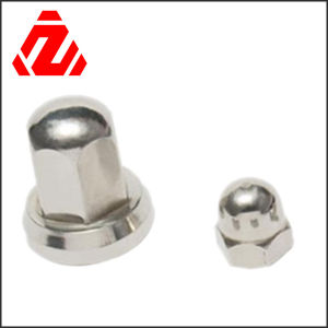 DIN1587 Stainless Steel Hex Cap Nut pictures & photos