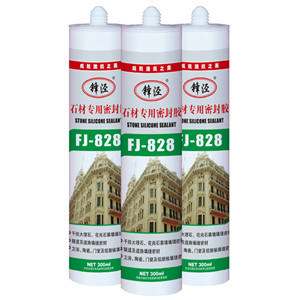 Super Quality Anti-Fungus White Silicone Sealant with Many Colors pictures & photos