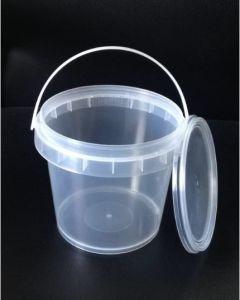 Plastic Pail 1.2L for Toys pictures & photos