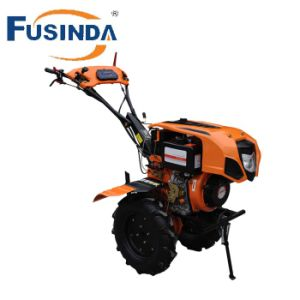 Diesel Powered Tiller 3.5kw 4.1kw 4.05kw Rotavator Cultivator Weeding Power Tiller for Garden for Agriculture pictures & photos