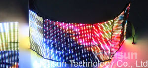 Rubik P6 High Refresh Rate Indoor Flexible LED Display pictures & photos