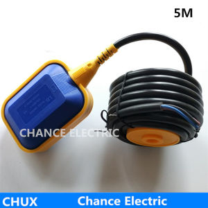 Hot Sales Cable Type Water Level Controller Flow Sensor Float Switch (CX-M15-2 5m)