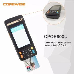 Handheld Andorid POS Terminal 860~960MHz UHF RFID Reader pictures & photos