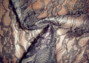 Polyester Lace with TPU Lamination pictures & photos