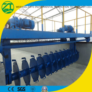 Open Roller Tuning Throw Machine/Turner/Organic Fertilizer Compost pictures & photos