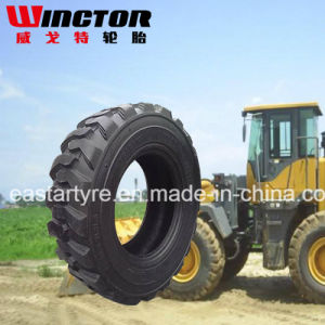 Longer Life 10-16.5 Industrial Tyres, Skid Steer Tyre, Bobcat Tire pictures & photos