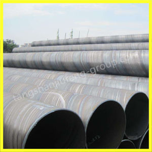 Dn600 Spiral Welded Carbon Steel Pipe SSAW Pipe pictures & photos