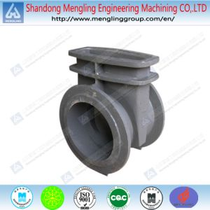 Cast Grey Iron Foot Valve Parts