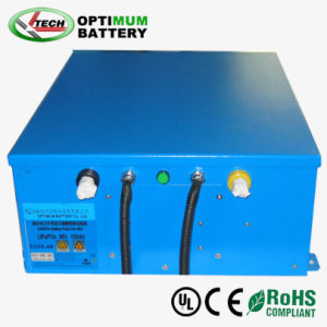 Moving Power Battery 36V100ah Boat Battery pictures & photos
