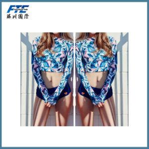 Custom Women Beach Wear Mature Bikini Swimsuit Two Pieces Swimwear pictures & photos