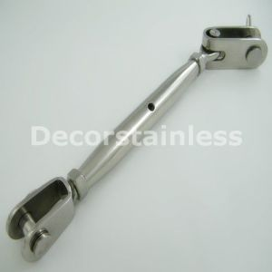 Stainless Steel Turnbuckle Rigging Screw pictures & photos