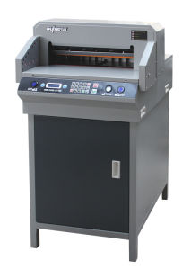 Program Controal Paper Cutting Machine (4606H) pictures & photos